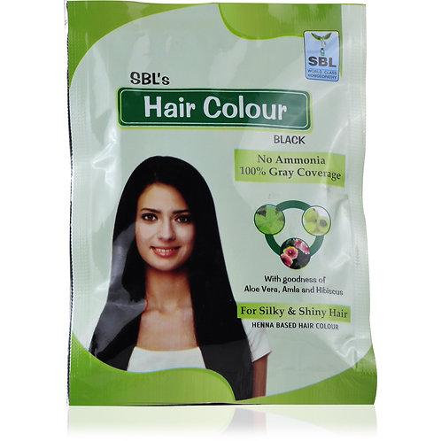 SBL Hair Color Black (1 sachet)