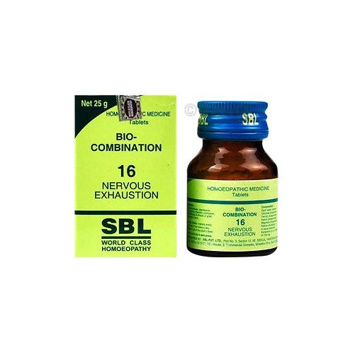 SBL Bio-combination 16(stress exhaustion)