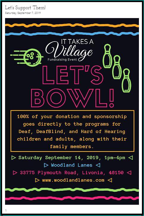 lets bowl 2019