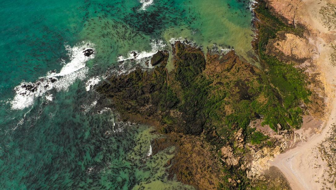 drone cote atlantique