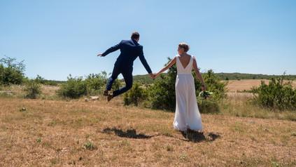Mariage sud de france