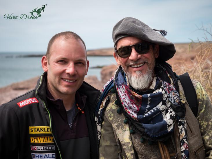 Vivez drone et Florent Pagny en Patagonie         Patagonie