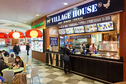 Франшиза ресторана Village House