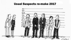 Usual suspects remake