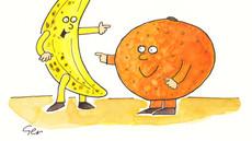 Hey orange