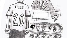 Divers watches Dele Alli