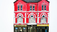 Red Arcade, Cardiff