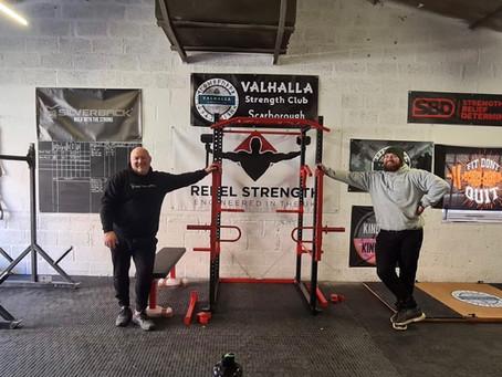 Valhalla strength club