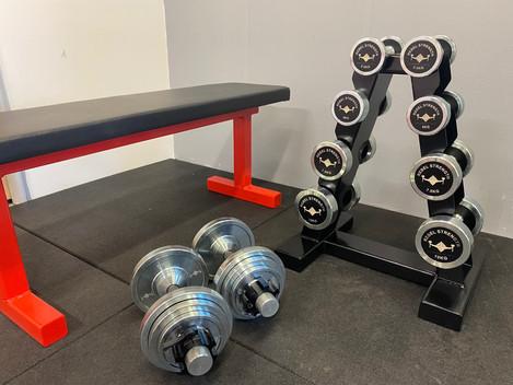 Deciding on home gym equipment