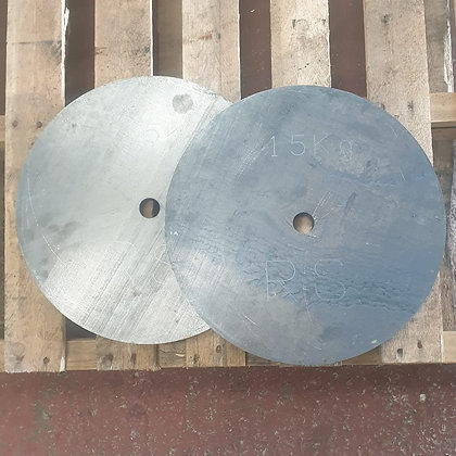 """15kg 1"""" Weight Plates (Pair)"""