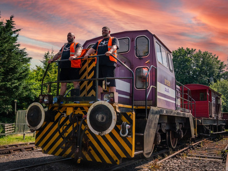 Upcoming Event: East Kent Railway and Beks Train Pull