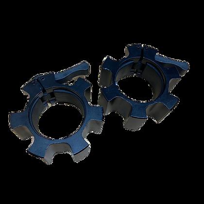 "Aluminium 2"" Collars (Pair)"