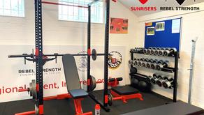 Rebel Strength's Partnership with Sunrisers