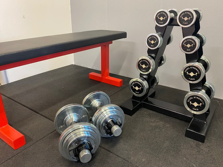 Why you should lift weights and strength train