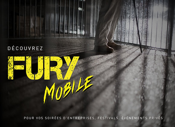 Fury Mobile démontable (tout inclus)