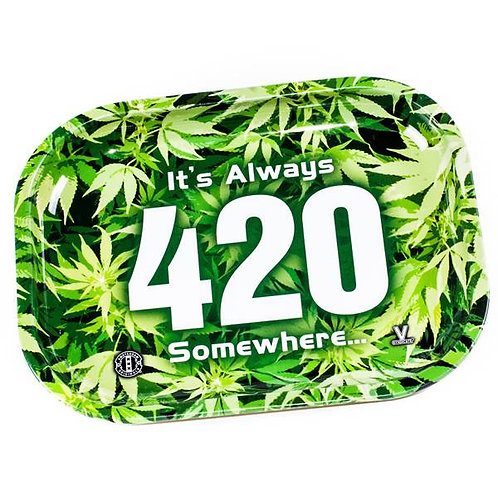 V-SYNDICATE 420 ROLLING TRAY 18X14