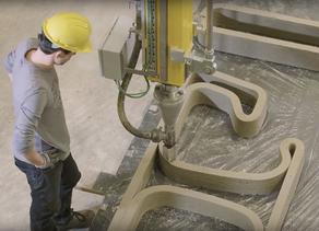 Business :Maisons de chanvre imprimées en 3D
