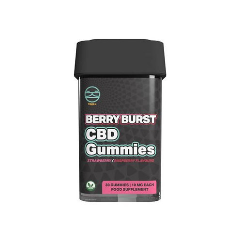 Zoetic 300mg Chill Gummies - Berry Burst