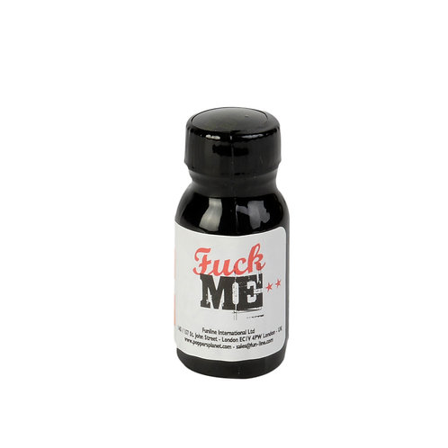 POPPERS FUCK ME 13 ML X5