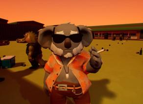 Jeux :Dans la peau d'un koala fumeur de cannabis, le jeu d'aventure Stone annoncé pour le 8 mai