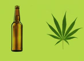 Société :Comment la légalisation du cannabis menace l'alcool