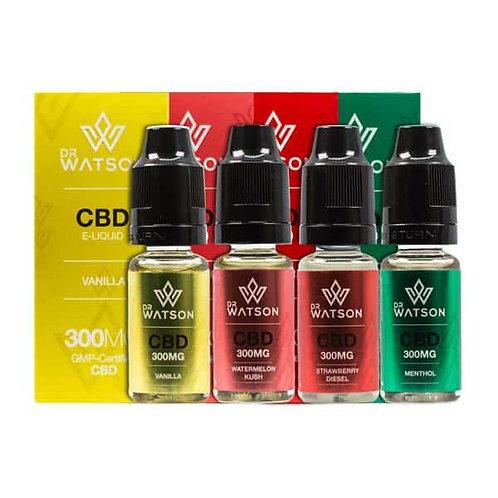 Dr Watson E-liquide 10 ml 300 Mg