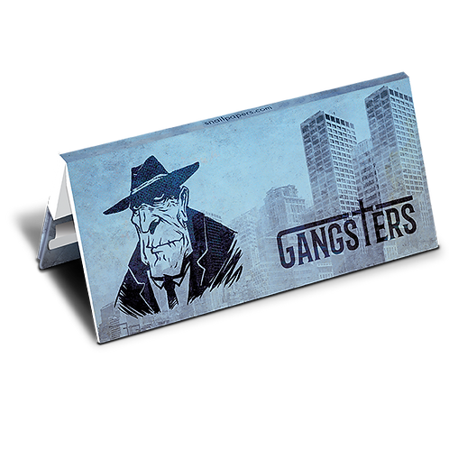 Feuilles a rouler Gangsters washed