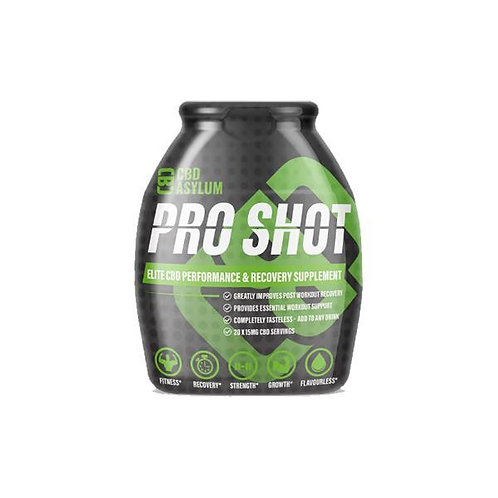 Asylum Pro Shot Enhancer 250 mg 60 ml