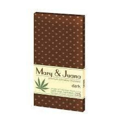 Euphoria Mary & Juana chocolat noir