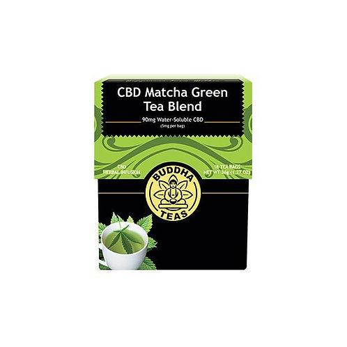 Buddha Tea the vert