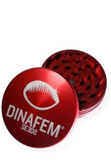 Grinder Dinafem aluminium 63 mm 2 parties