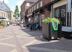 Pays bas :DES URINOIRS-JARDINIÈRES SAUVERONT PEUT-ÊTRE DES VIES À AMSTERDAM