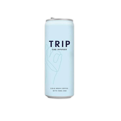 TRIP 12 x Boissons au Café Glacé  250 ml 15 mg