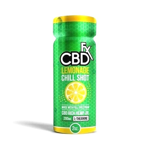 Boisson CDfx - Limonade Chill Shot X6