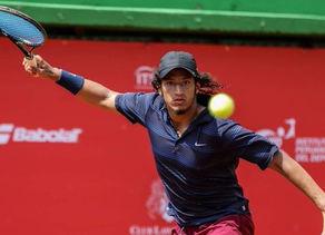 Sport :Tennis Arklon Huertas Del Pino suspendu deux ans pour usage de cannabis