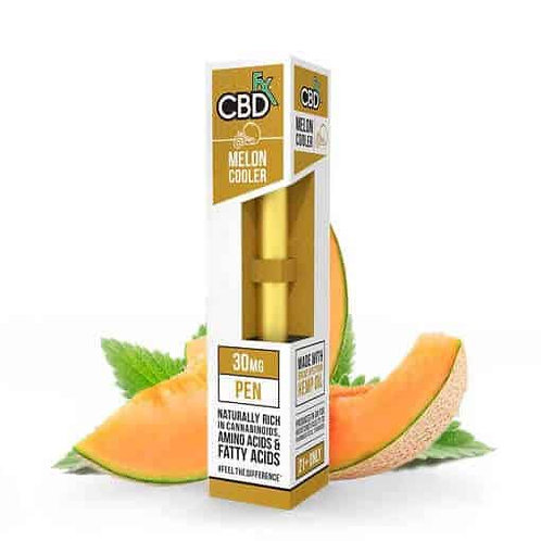 CBDFx Stylos de Vapotage Jetables 30 mg Melon