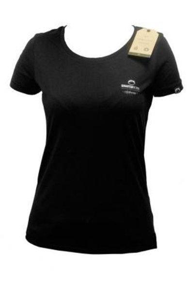 T-shirt Fille Autofloraison Noir