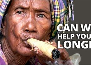 Société :Une femme de 125 ans et fume de l'herbe tous les jours c'est le secret de sa longévité