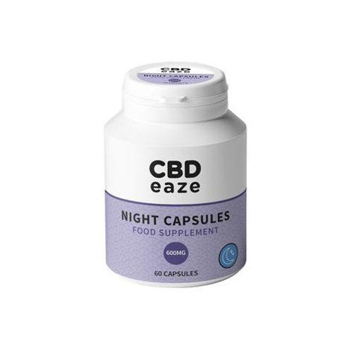CBDeaze 200mg CBD Vegan Capsules - 20 Capsules