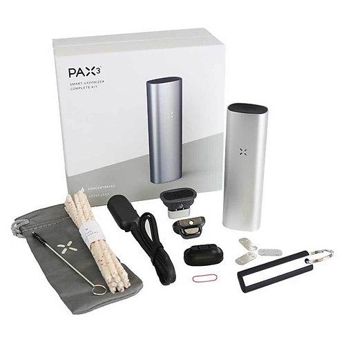 Vaporizer PAX 3 The Complete Kit Gris