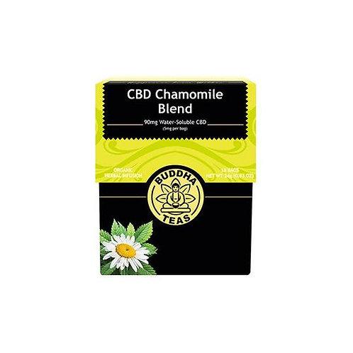 Buddha Tea infusion 3 parfums
