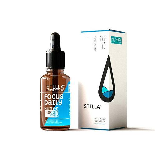 HUILE FOCUS/DAILY -STILLA