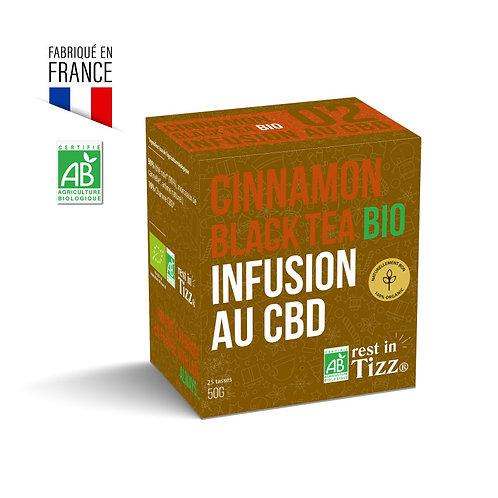 INFUSION CINNAMON BLACK TEA