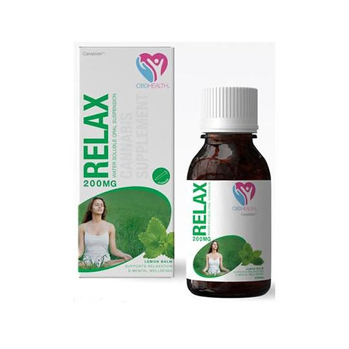 Oral Suspension Relax 200mg Oil 200ml