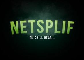 """Video :Netsplif, un Netflix sous cannabis """"qui défonce"""""""
