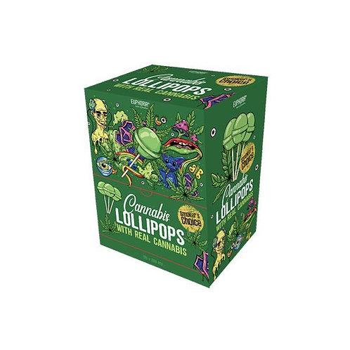 Euphoria Big Pack  Lollipops 12g x 200pcs