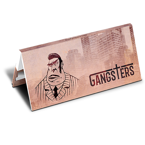 Feuilles a rouler Gangsters squad