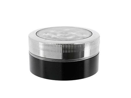 Aluminum Grinder 50 mm Pushup 2 Parts