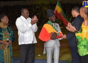 Musique : Rita Marley et Sizzla honorées en Jamaique
