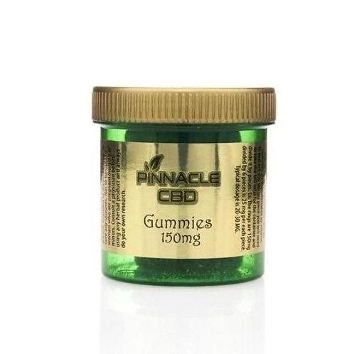 Pinnacle Gummies 150mg -paquet de 6